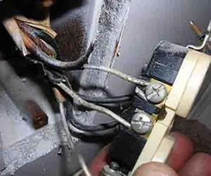 aluminum wiring replacement repair Bowie MD
