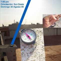 Conociendo la Salida Sol para la instalación y orientación de los paneles solares