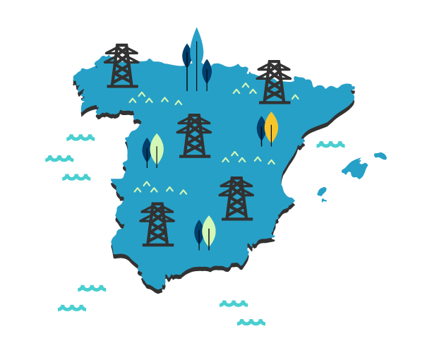 electricity in spain