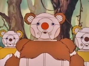 Thieving Bears (Actually Thundercats)