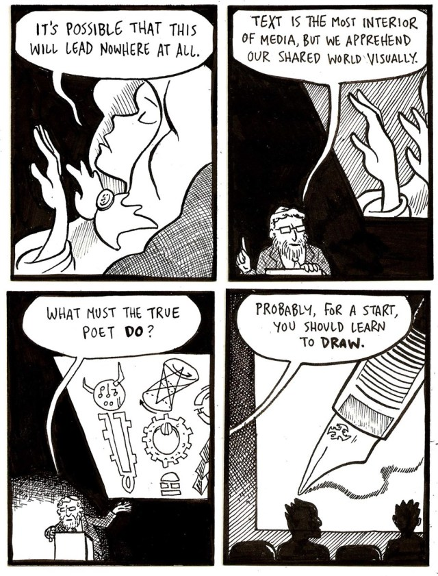 Isaac Cates, draw two panels, 8