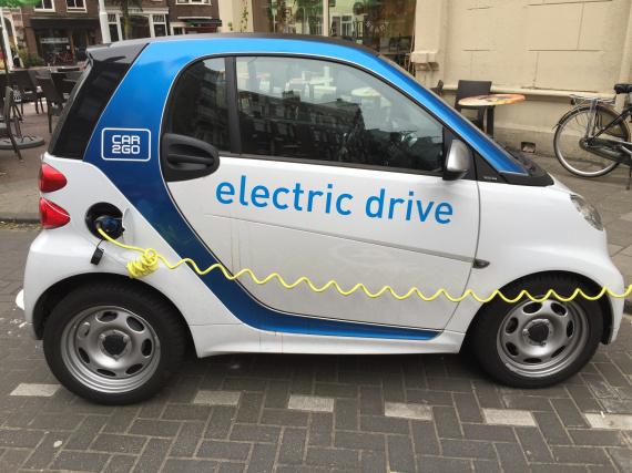 electric-smart-car