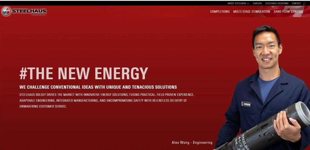 Calgary Website Design - Steelhaus Technologies Inc