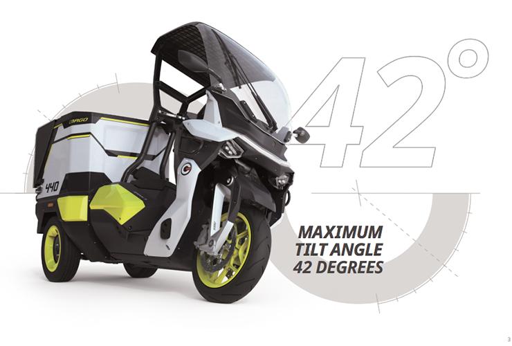 Electric Motorcycles News - Rapide 3 - Gaius Automotive Inc.