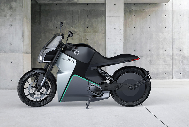 Erik Buell - Fuell - Flow e-motorcycle - Electric Motorcycles News