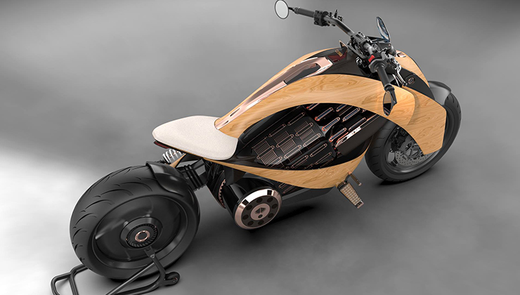 ADVANS Group | Newron Motors | Electric Motorcycles News