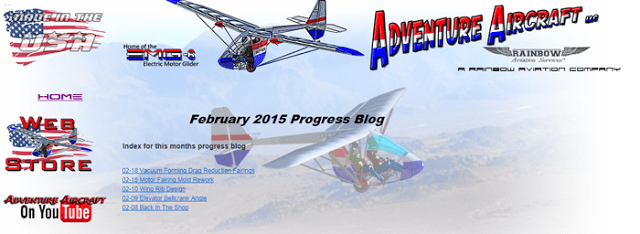 http://mail.electricmotorglider.com/Progress/February_2015_progress.html