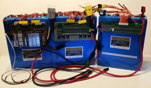 Ultraflight Batteries Donald Lineback