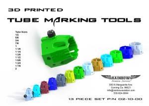 02-10 3D Printed Tube Marking Tools