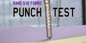 Punch Testing Fabric (Video)