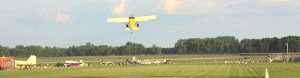 Fun Fly Zone AirVenture 2018 Ultralight/Light Sport T.O. & Landings
