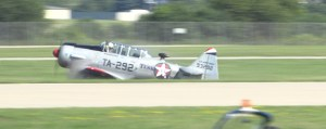 AT-6 Mass Arrivial Oshkosh AirVenture 2018 Video