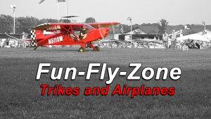 Fun-Fly-Zone **Trikes and Airplanes ** AirVenture 2019