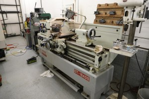 GANESH Precision GT-1640S Series Geared-Head Engine Lathe (For Sale)