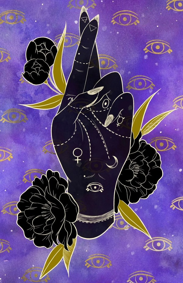 Palmistry Art - Painted Fable