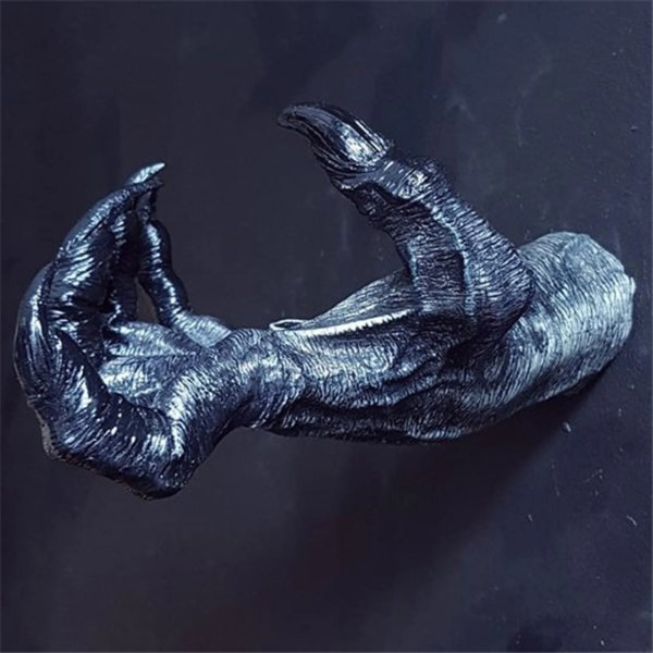 Witch Hand Sculpture Electric Pagan