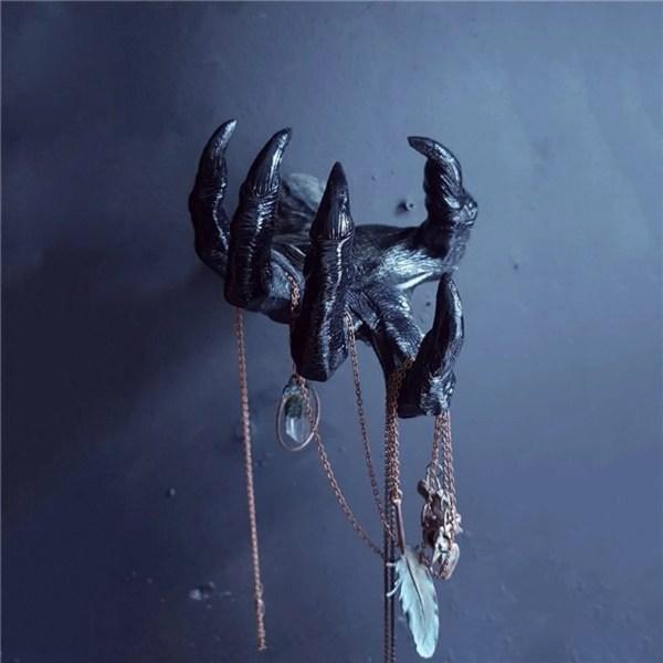 Witch Hand Jewelry Holder