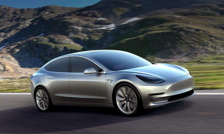Tesla Model 3 delivery date moves to mid-2018 or later for new orders | TechCrunch
