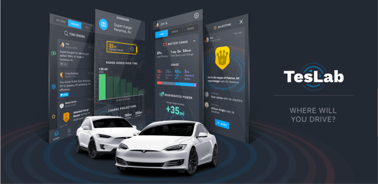 Teslab is the companion app Tesla owners have been waiting for | TechCrunch