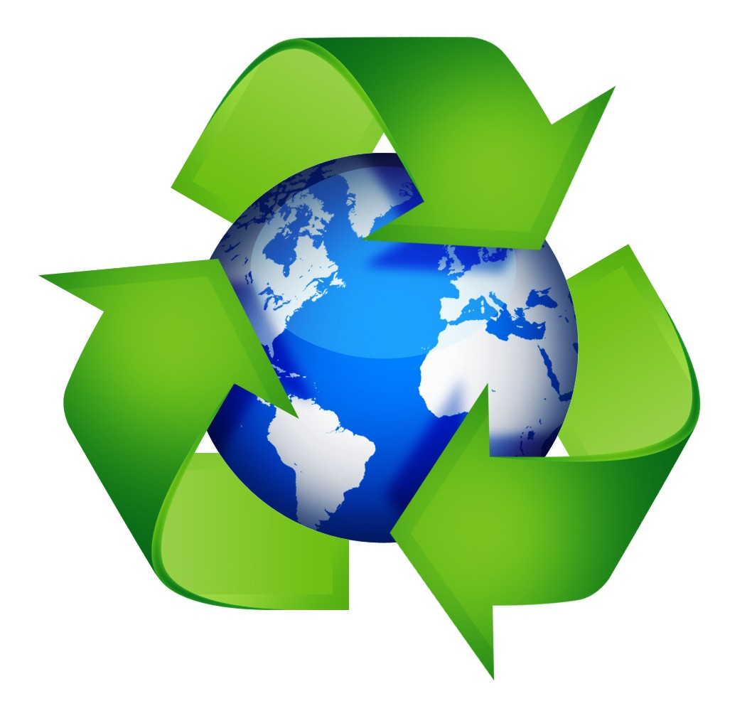 Recycling a way to protect our planet