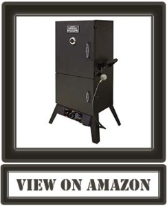TOP Smoke Hollow 38202G 38-Inch 2-Door Propane Gas Smoker