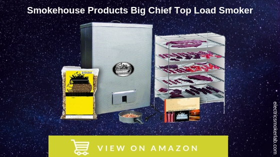 Smokehouse Products Big Chief Top Load Smoker