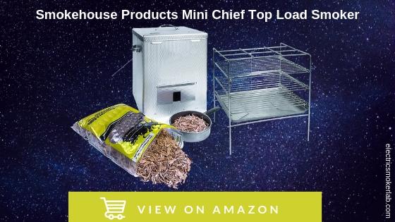Smokehouse Products Mini Chief Top Load Smoker