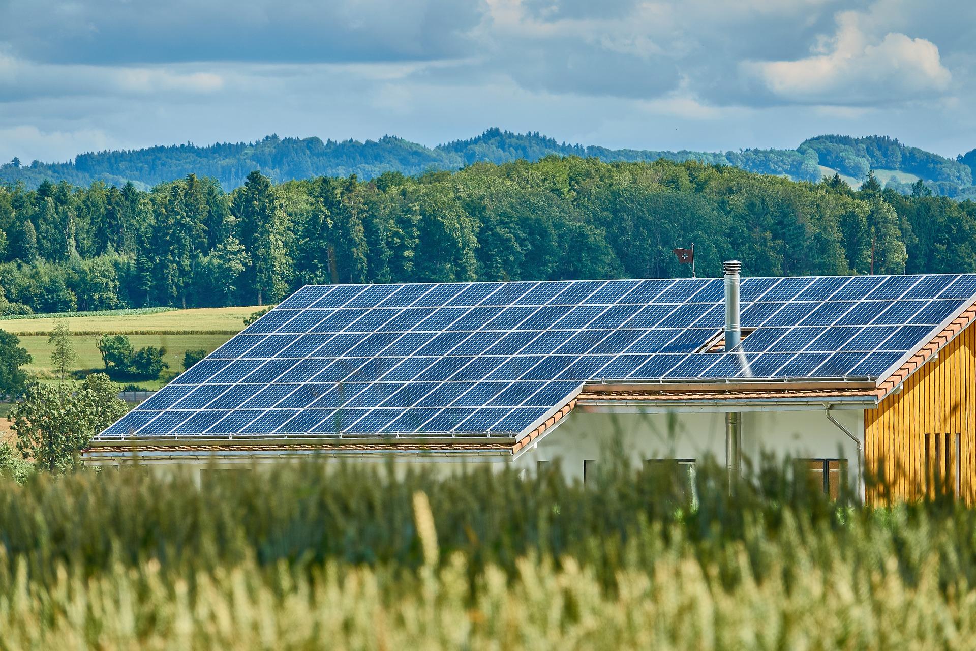 instalación aislada fotovoltaica