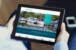 Newark Marina Website