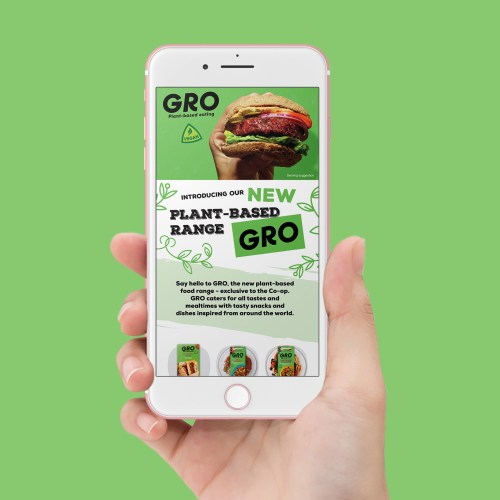 GRO Email Mobile