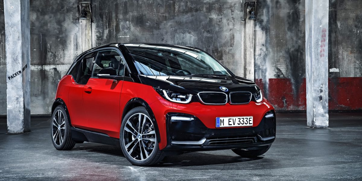 BMW i3s - main feature