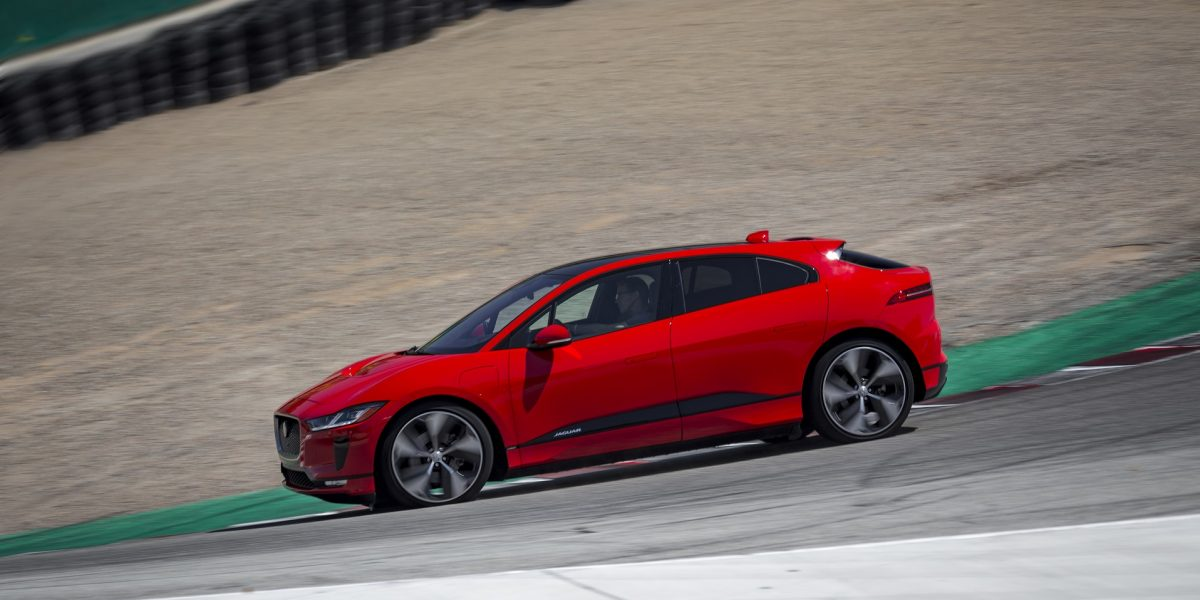 Jaguar I-PACE - performance