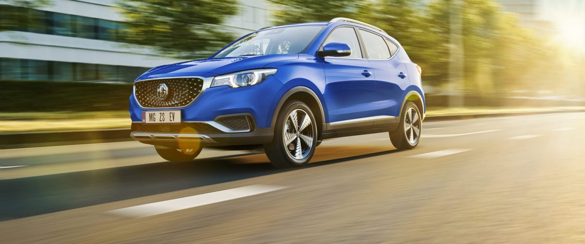 MG ZS EV - gallery