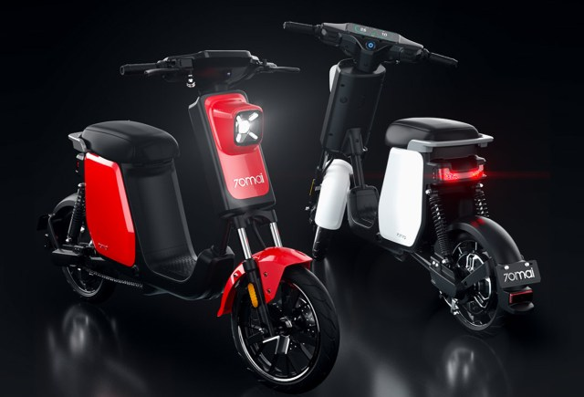 Xiaomi sub-brand 70mai launches A1 & A1 Pro electric scooters