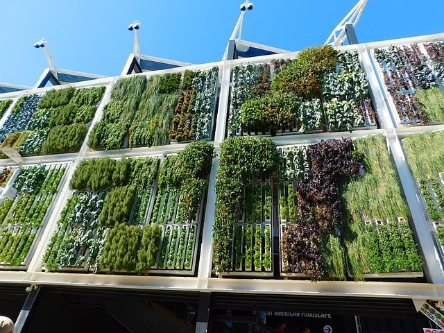 Innovative carbon capture roof