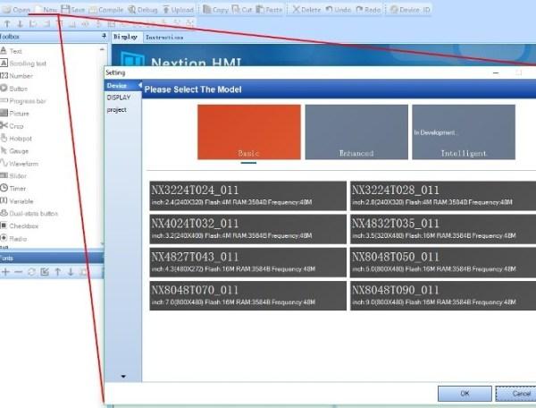 Дисплеи Nextion: обзор, подключение к Arduino, Raspbery Pi ...