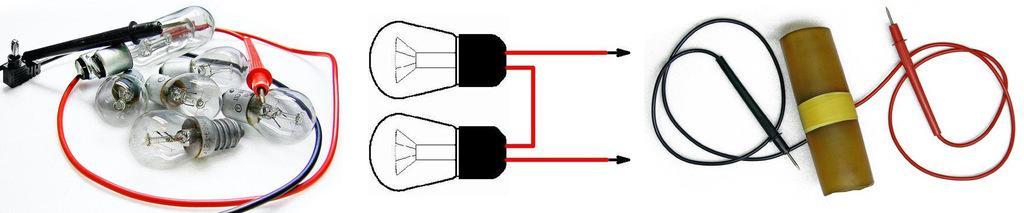 Универсальный пробник электрика своими руками. Многофункциональный пробник электрика