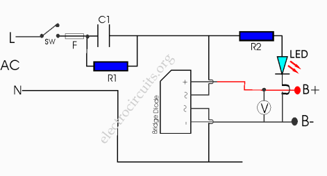 transformerless battery charger circuit2