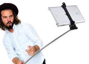 selfie stick tableta