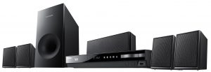 sistem audio blu-ray player
