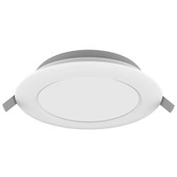 PANEL LED D/EMPOTRAR 12W IP44 LUZ BLANCA