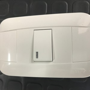 Interruptor simple Veto PLA35109