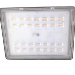 REFLECTOR LED FL-E 100W 3000K LUZ CÁLIDA.