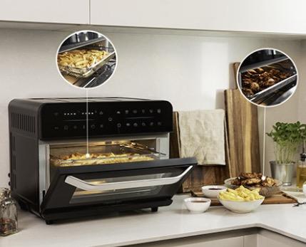 Bake&Fry 2500 Touch cestillo fritos