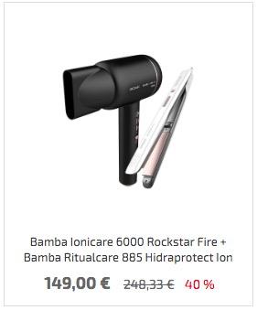 Bamba IoniCare 6000 vs. Dyson Supersonic. Comparativa de los mejores secadores de pelo de 2021
