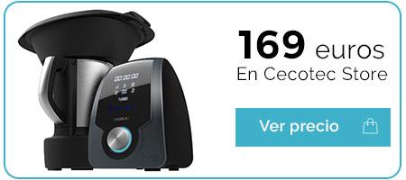 Este es el mejor robot de cocina por menos de 200 euros