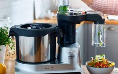 Review del robot de cocina Kenwood KCook Multi Smart