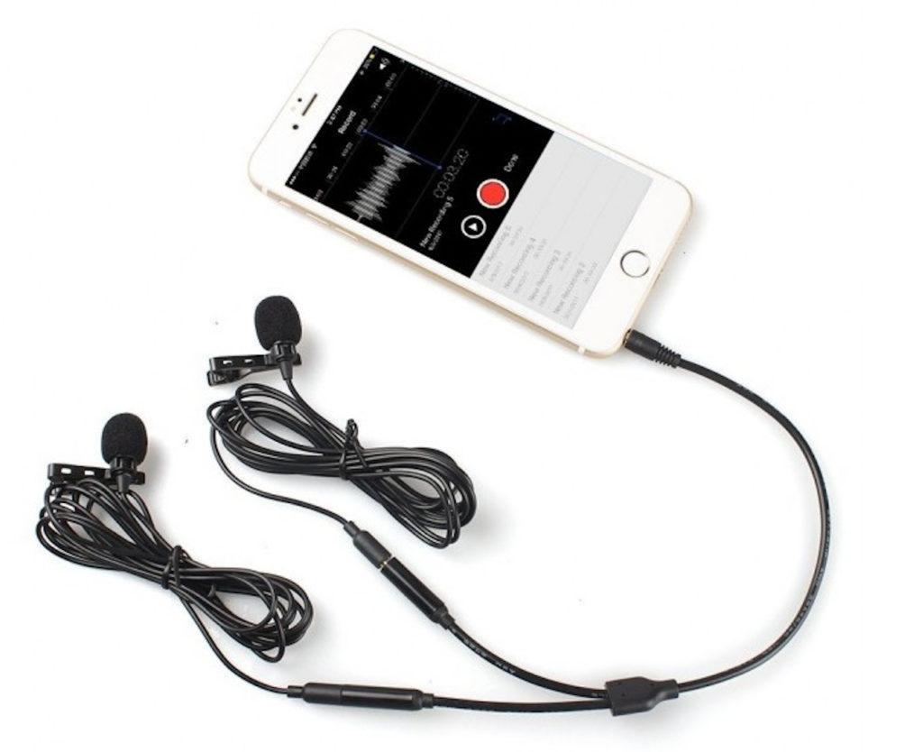 Телефоннан микрофонды қалай жасауға болады.