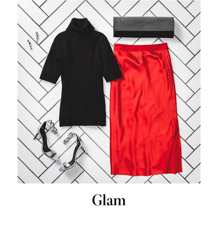 Women's Shop by Style: Glam