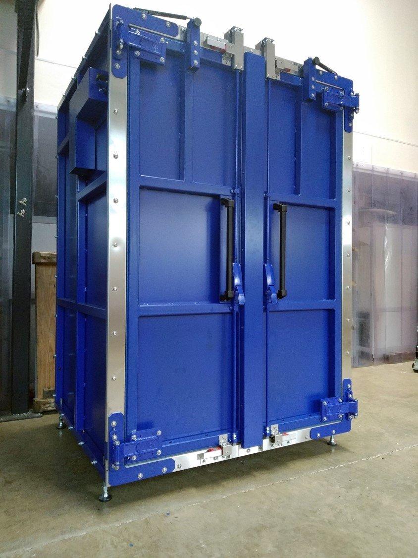 160kV Double Door Cabinet